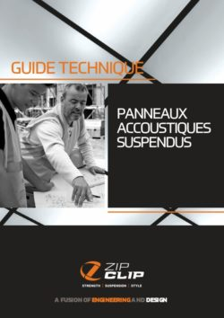 thumbnail of Data Sheet – Suspension Panneaux Acoustiques